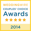 WeddingWire Award 2014