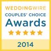 WeddingWire Award 2014