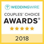 Wedding Wire Couples' Choice Award 2018- Grand DJ Entertainment